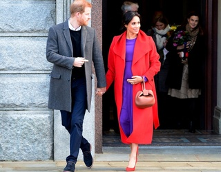 Monday Memory Madness: Meghan Markle's POPS of Color
