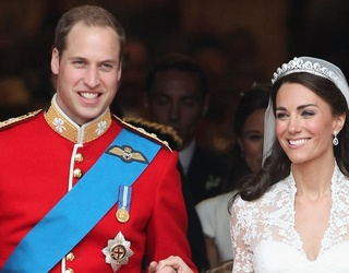 OK! Claims Prince William and Kate Middleton will be King and Queen...Again