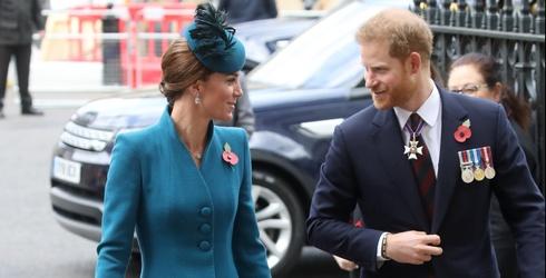 Royally Speaking: I've Missed Kate Middleton and Prince Harry's Banter!