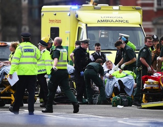 UPDATED: British Parliament Is Evacuated Following a Stabbing Believed to Be a Terrorist Attack