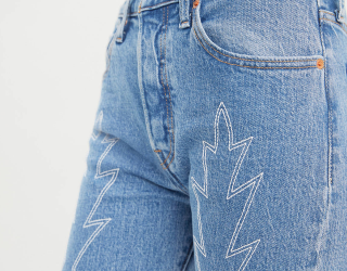 Brig's Buys: Blue Jeans That Are Anything but Boring