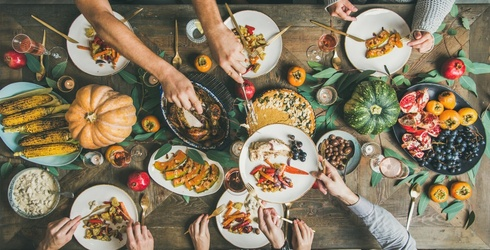 Believe It or Not, It Is Very Possible (and Easy) to Have a Vegetarian Thanksgiving