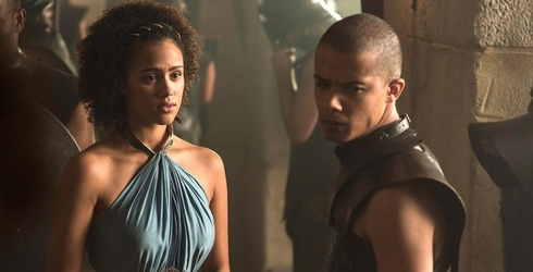 """Read What Missandei From """"Game of Thrones"""" Had to Say About THAT Scene in Episode 2"""