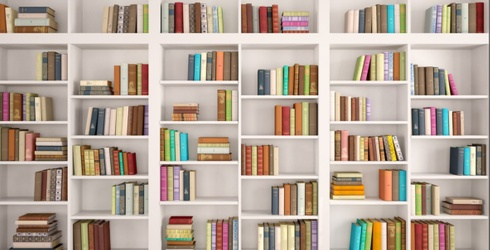 Can You Find the Differences in These Bookshelf Photos?