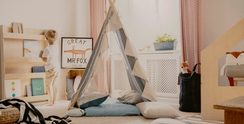 11 Cute Design Inspirations for Kids' Bedrooms