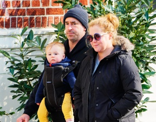 Already Famous: Amy Schumer Celebrated Her Son's First Words