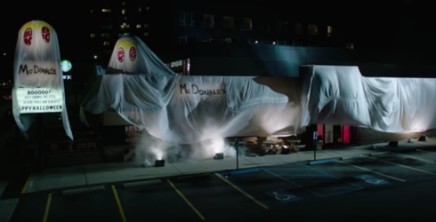 Burger King Pulls the Ultimate Halloween Stunt by Dressing up as McDonald's
