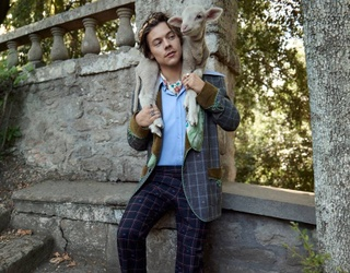 Match These Photos From Harry Styles's Vogue Shoot Because They're Amazing
