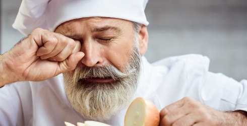Cabinet of Curiosities: Why Do Onions Make You Cry?