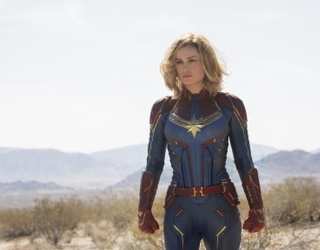 Will Captain Marvel Defeat Thanos? Who Knows, but the Internet Is Having Fun With the Idea