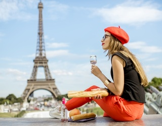 Let's Go to Paris, Oui? But First Match These Beret-diant Photos