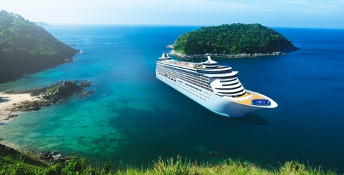 Cabinet of Curiosities: How Do Giant Cruise Ships Float?