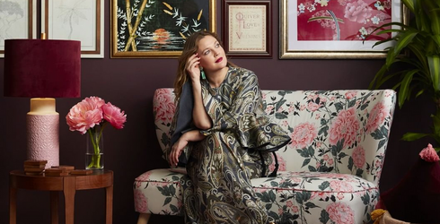 Drew Barrymore's New Home Line (and the Kids Section!) Is the Spring Fever of Your Dreams