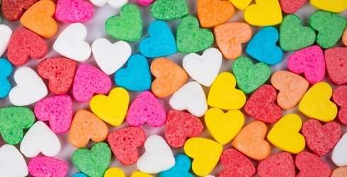 Eat Your Heart out With This Candy Hearts Puzzle