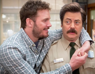 DailyTrivia: The Gang Over in Pawnee Can Help You Get Ready for the Weekend