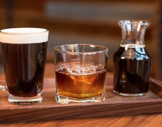 Starbucks Debuts Its First Barrel-Aged Coffee, With a Hint of Whiskey