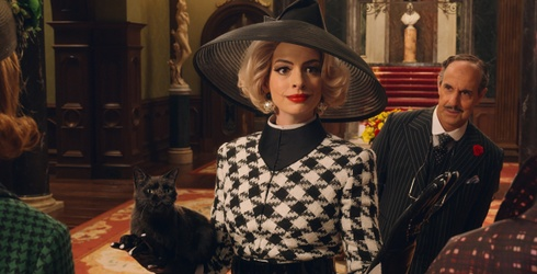 How to Recreate Anne Hathaway's Wicked Grand High Witch Look
