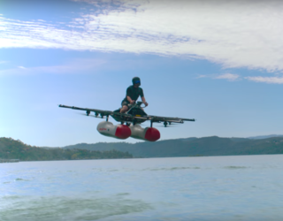 Flying Cars Are Finally Becoming a Reality and You'll Be Able to Buy One This Year