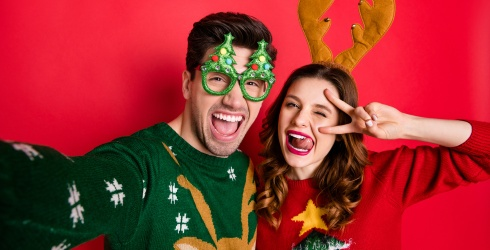 What Kind of Ugly Christmas Sweater Should You (Jingle Bell) Rock?