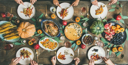 Is Your Thanksgiving Pregame Spread Enough to Please Your Turkey Day Guests?