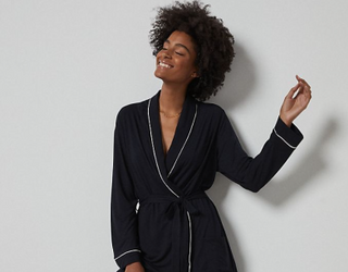 On Trend: Fancy-Shmancy PJs to Elevate Your New Year's Eve at Home