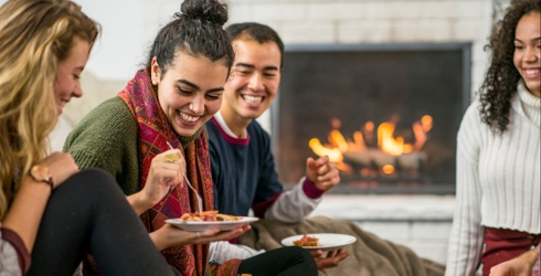 Yes, You Can Cook Over Your Fireplace If You Really Want To