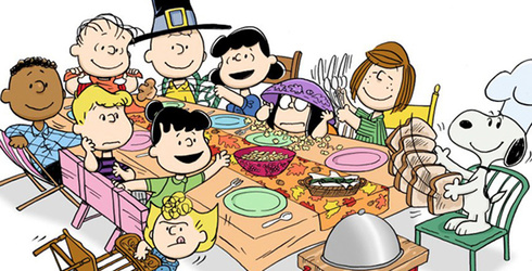 """Can You Find The Differences In These """"Charlie Brown Thanksgiving"""" Photos?"""