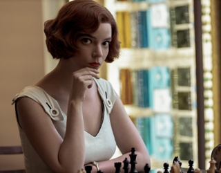 Which Beth Harmon Hairdo Would Land You a Win at the Chess World Championship?