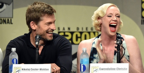 Are Gwendoline Christie and Nikolaj Coster-Waldau the New Lady Gaga and Bradley Cooper?