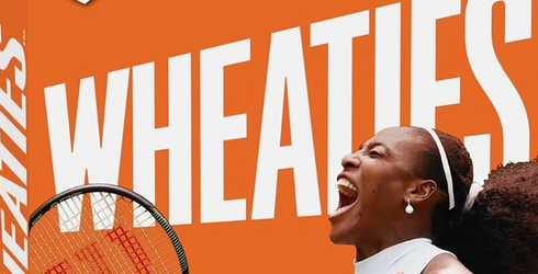 Serena Williams Is on the Wheaties Box, but How Did This Tradition Come to Be?