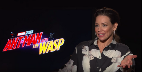 Evangeline Lilly Just Burned Every Single Male Marvel Star and I Am LIVING FOR IT