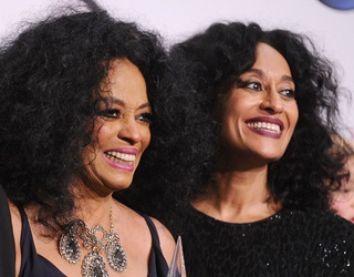 This Throwback Catwalk Video of Tracee Ellis and Diana Ross Is Pure Joy