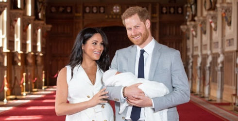 Unscramble This Sussex Family Photo Before the Baby's Name Is Announced
