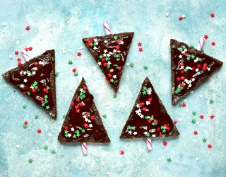 Tasty Tuesday: The 12 Days of Holiday Brownies