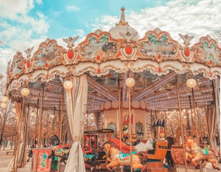 You Can Only Ride This Merry-Go-Round Puzzle So Many Times -- Make It Count!