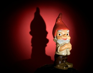 """This Mom's """"Dumpster Gnome"""" Hack Is a Brilliant Way to Curb Kids' Art Clutter"""