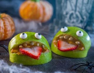 8 Healthy Halloween Snacks Your Kids Will Love
