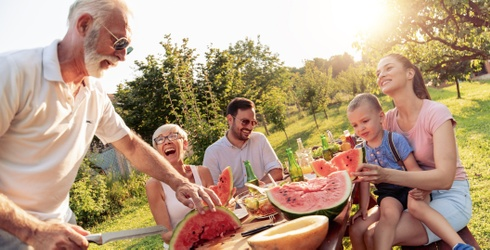 Watermelon Is a Cookout Staple, but How Should You Be Serving It?