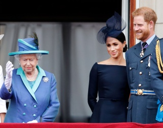 """The Queen """"Bans"""" Harry and Meghan From Using """"Sussex Royal"""" Branding: Fair Move?"""