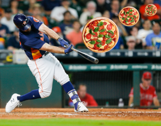 True All-Star Houston Astros Player Pays Back Teacher for a Pizza Party He Threw His Students