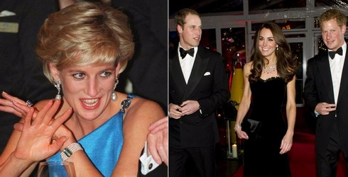 "Princess Diana Has Taken Over Kate Middleton's Body, so Sayeth a Few ""Experts"""