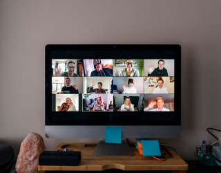 How to Look Your Comfy, Professional Best on a Video Call