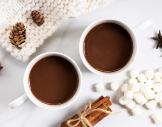 Tasty Tuesday: These Hot Cocoa Bombs Are, Well, the Bomb