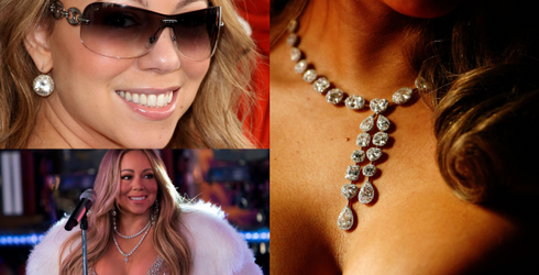 This Mariah Memory Match Is Priceless (and so Are Her Jewels)