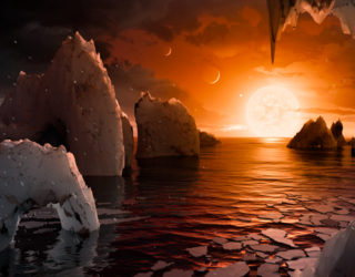 NASA Announces That Alien Life Might Be a Lot Closer to Home Than We Ever Thought