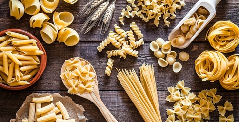 There Are No Wet Noodles Allowed in This Pasta Puzzle!