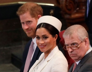 Prince Harry, Meghan Markle and Prince Andrew: Social-ly Distanced From the Royal Site?