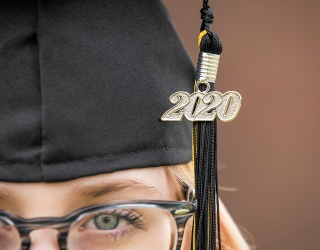 How People Helped 2020 Grads Make Their Commencement a Special One