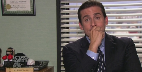 """Steve Carell Thinks a Reboot Of """"The Office"""" Is a Bad Idea and We Kind of Agree"""