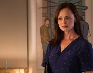 Netflix Just Tweeted About Rory Gilmore's Baby Daddy
